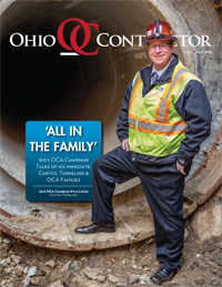 Capitol Tunneling Ohio Contractor Magazine Thumbnail