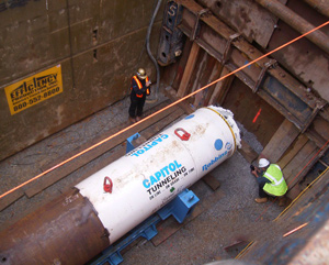 Capitol Tunneling Auger Boring Image 7
