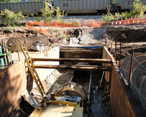 Capitol Tunneling Auger Boring Image 8