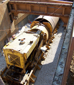 Capitol Tunneling Auger Boring Image 5