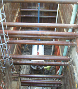 Capitol Tunneling Auger Boring Image 6