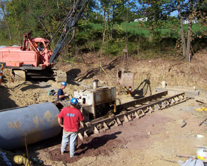 Capitol Tunneling Auger Boring Image 1