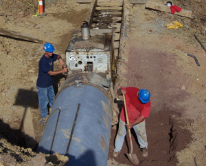 Capitol Tunneling Auger Boring Image 3