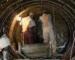 Capitol Tunneling Tunneling Image 1
